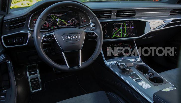 Nuova Audi A6 allroad Quattro MY2020: dimenticate i compromessi - Foto 30 di 45