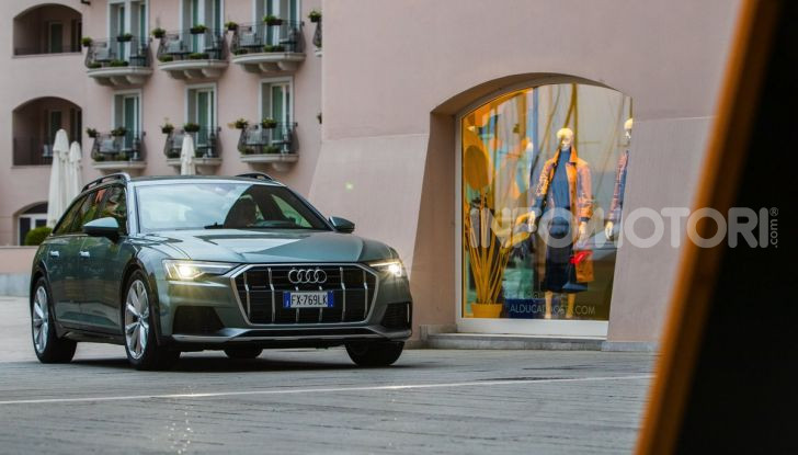 Nuova Audi A6 allroad Quattro MY2020: dimenticate i compromessi - Foto 29 di 45