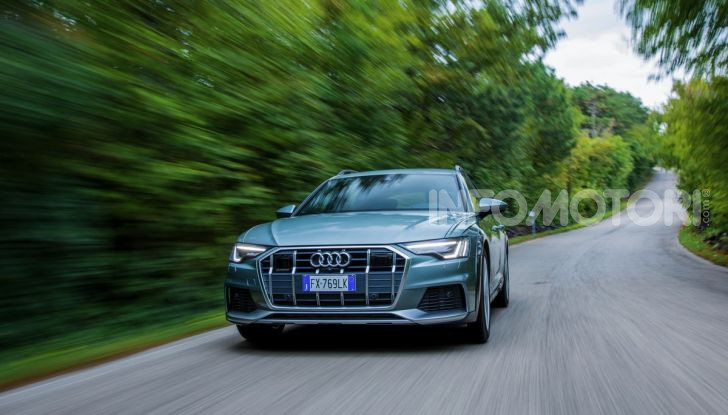 Nuova Audi A6 allroad Quattro MY2020: dimenticate i compromessi - Foto 28 di 45