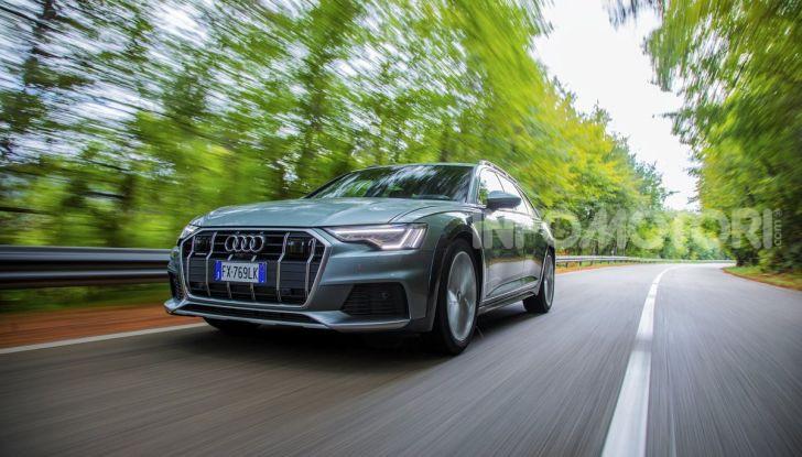 Nuova Audi A6 allroad Quattro MY2020: dimenticate i compromessi - Foto 27 di 45