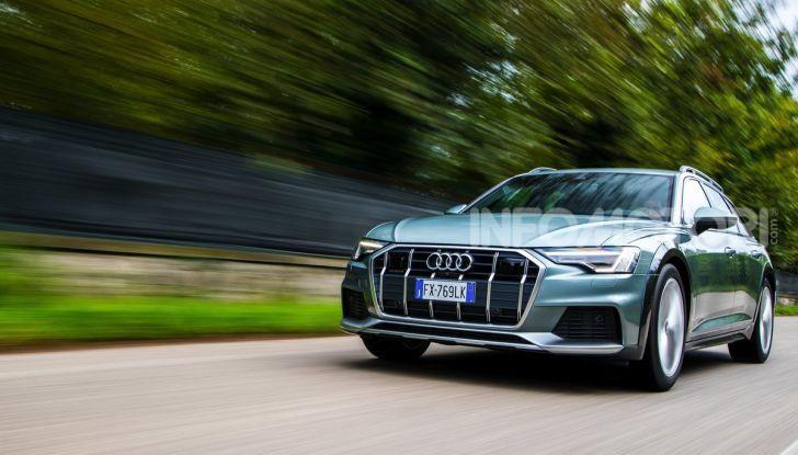 Nuova Audi A6 allroad Quattro MY2020: dimenticate i compromessi - Foto 26 di 45