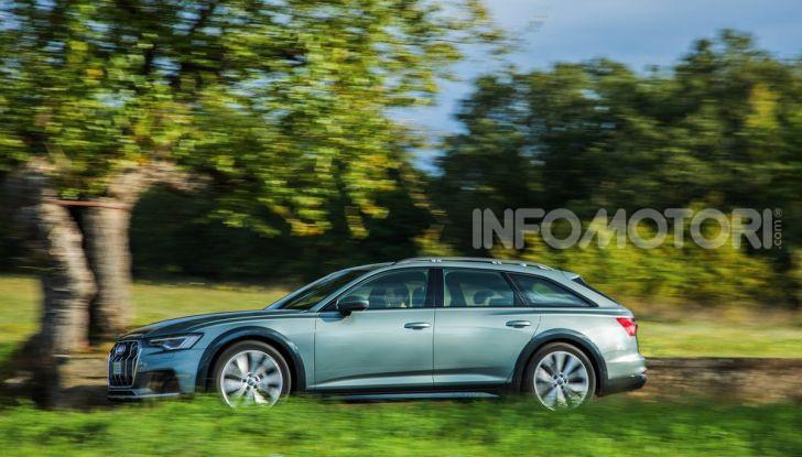 Nuova Audi A6 allroad Quattro MY2020: dimenticate i compromessi - Foto 23 di 45