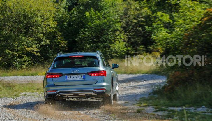 Nuova Audi A6 allroad Quattro MY2020: dimenticate i compromessi - Foto 22 di 45