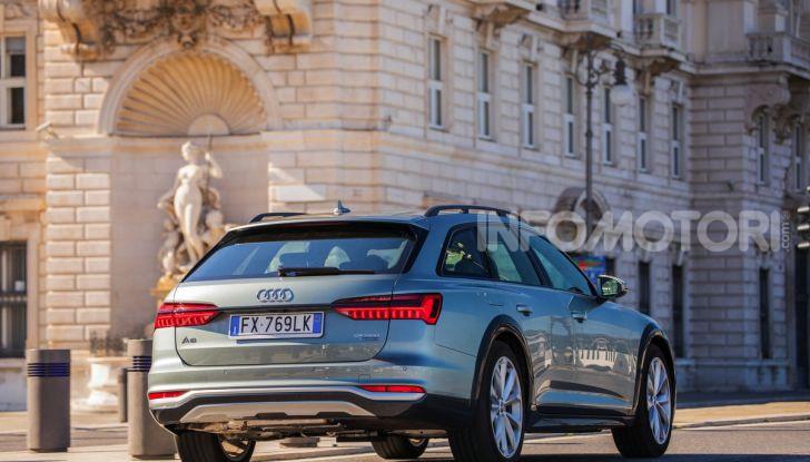 Nuova Audi A6 allroad Quattro MY2020: dimenticate i compromessi - Foto 19 di 45