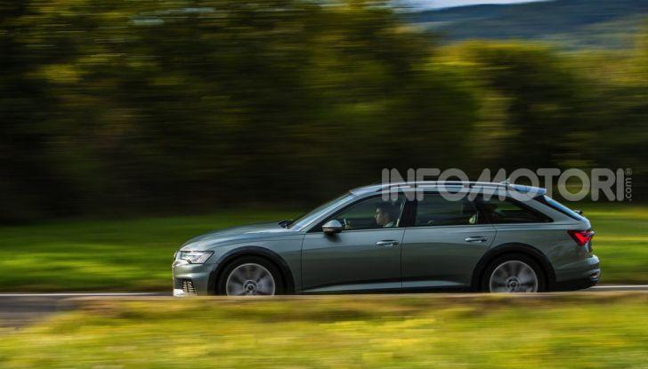 Nuova Audi A6 allroad Quattro MY2020: dimenticate i compromessi - Foto 16 di 45
