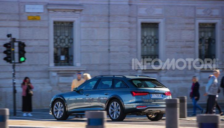 Nuova Audi A6 allroad Quattro MY2020: dimenticate i compromessi - Foto 13 di 45