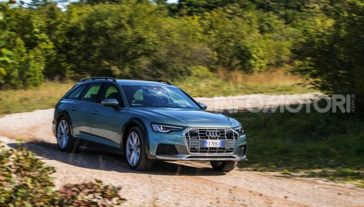 Nuova Audi A6 allroad Quattro MY2020: dimenticate i compromessi - Foto 11 di 45