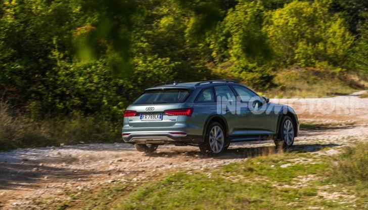 Nuova Audi A6 allroad Quattro MY2020: dimenticate i compromessi - Foto 9 di 45