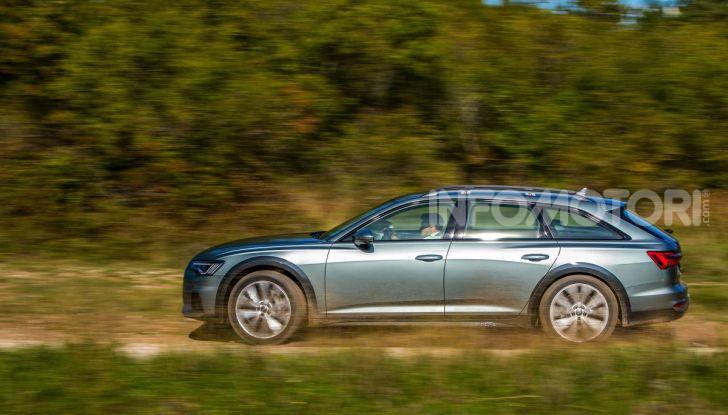 Nuova Audi A6 allroad Quattro MY2020: dimenticate i compromessi - Foto 8 di 45