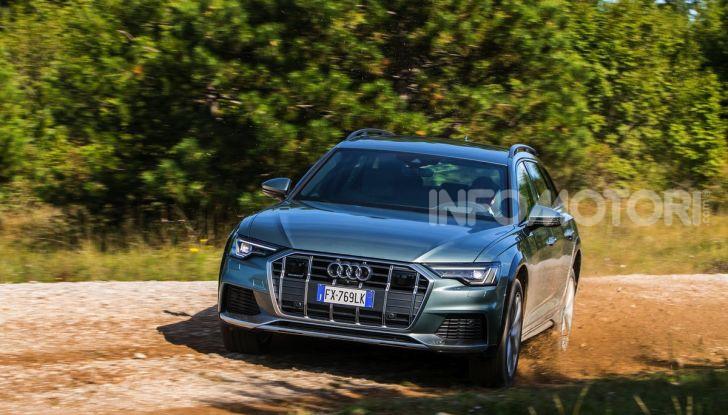 Nuova Audi A6 allroad Quattro MY2020: dimenticate i compromessi - Foto 7 di 45