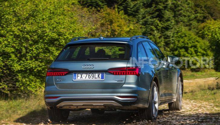 Nuova Audi A6 allroad Quattro MY2020: dimenticate i compromessi - Foto 5 di 45