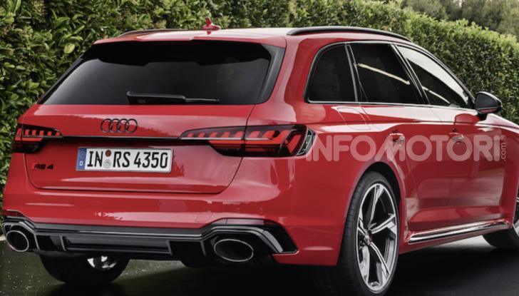 Nuova Audi RS4: comodità e carattere sportivo vanno di pari passo - Foto 1 di 8