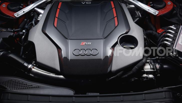 Nuova Audi RS4: comodità e carattere sportivo vanno di pari passo - Foto 6 di 8