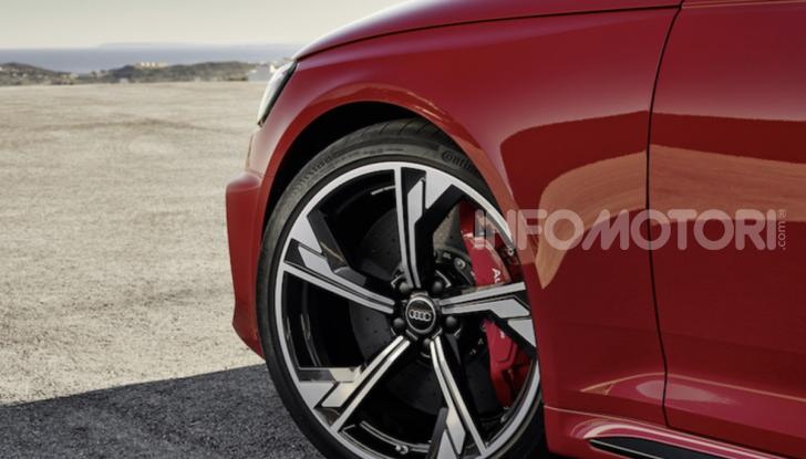 Nuova Audi RS4: comodità e carattere sportivo vanno di pari passo - Foto 7 di 8