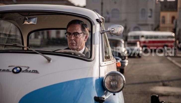 BMW Isetta, l'auto che salvò 9 persone durante la Guerra Fredda - Foto 1 di 4