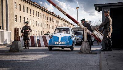 BMW Isetta, l'auto che salvò 9 persone durante la Guerra Fredda
