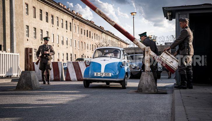 BMW Isetta, l'auto che salvò 9 persone durante la Guerra Fredda - Foto 2 di 4