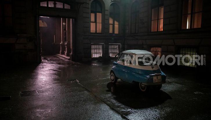 BMW Isetta, l'auto che salvò 9 persone durante la Guerra Fredda - Foto 4 di 4