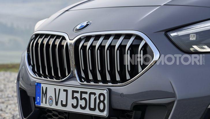 BMW Serie 2 Grand Coupé 2020, trazione anteriore e nuovo stile - Foto 12 di 49