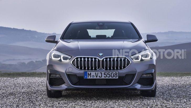 BMW Serie 2 Grand Coupé 2020, trazione anteriore e nuovo stile - Foto 17 di 49