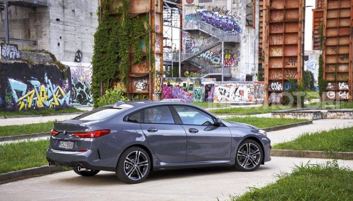 BMW Serie 2 Grand Coupé 2020, trazione anteriore e nuovo stile - Foto 21 di 49