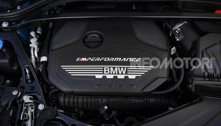 BMW Serie 2 Grand Coupé 2020, trazione anteriore e nuovo stile - Foto 28 di 49