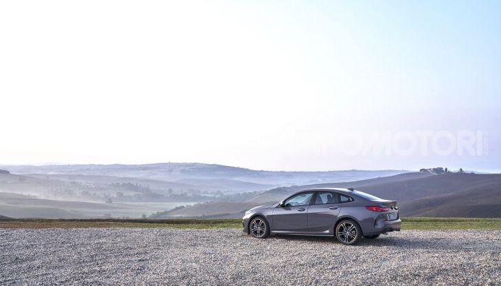 BMW Serie 2 Grand Coupé 2020, trazione anteriore e nuovo stile - Foto 30 di 49