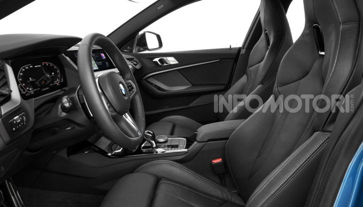 BMW Serie 2 Grand Coupé 2020, trazione anteriore e nuovo stile - Foto 34 di 49