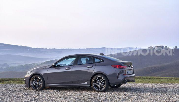 BMW Serie 2 Grand Coupé 2020, trazione anteriore e nuovo stile - Foto 37 di 49