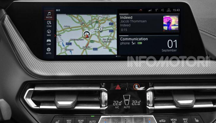 BMW Serie 2 Grand Coupé 2020, trazione anteriore e nuovo stile - Foto 4 di 49