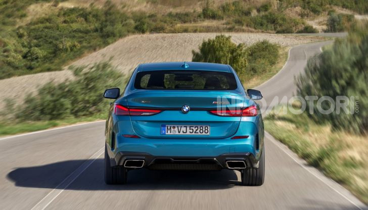BMW Serie 2 Grand Coupé 2020, trazione anteriore e nuovo stile - Foto 40 di 49