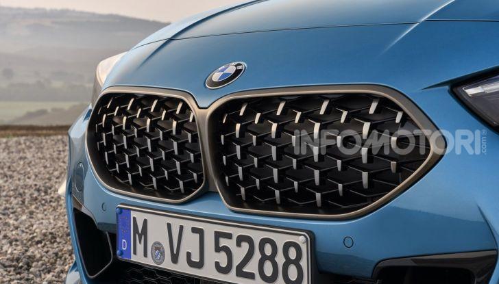 BMW Serie 2 Grand Coupé 2020, trazione anteriore e nuovo stile - Foto 42 di 49