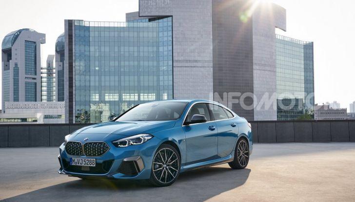 BMW Serie 2 Grand Coupé 2020, trazione anteriore e nuovo stile - Foto 43 di 49
