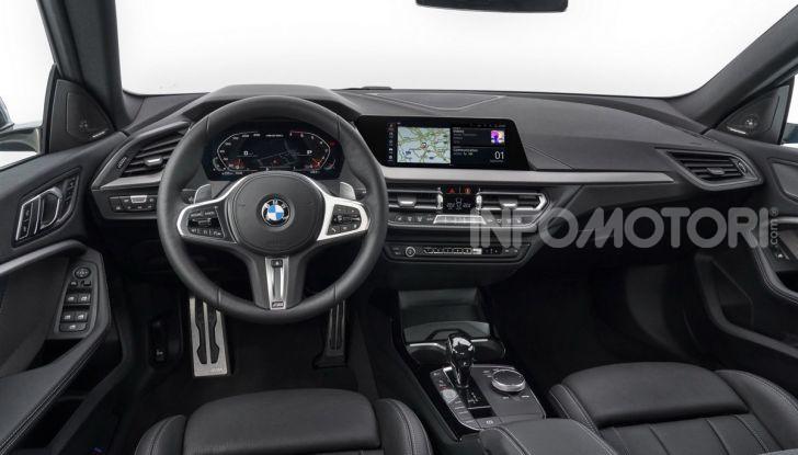 BMW Serie 2 Grand Coupé 2020, trazione anteriore e nuovo stile - Foto 45 di 49
