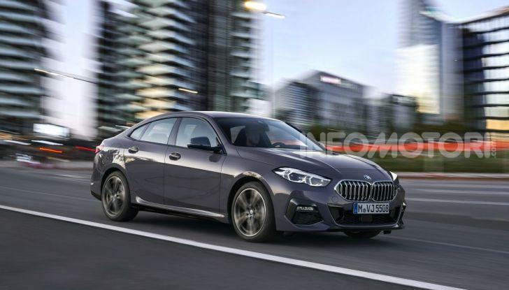 BMW Serie 2 Grand Coupé 2020, trazione anteriore e nuovo stile - Foto 49 di 49