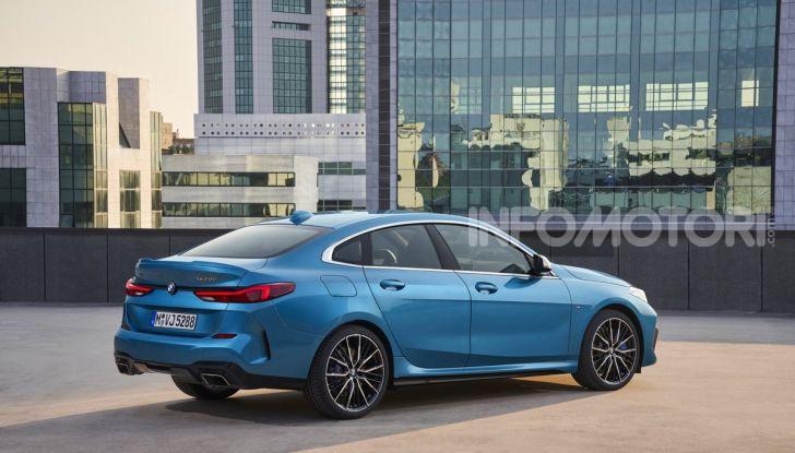 BMW Serie 2 Grand Coupé 2020, trazione anteriore e nuovo stile - Foto 7 di 49