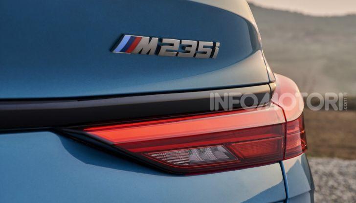 BMW Serie 2 Grand Coupé 2020, trazione anteriore e nuovo stile - Foto 8 di 49