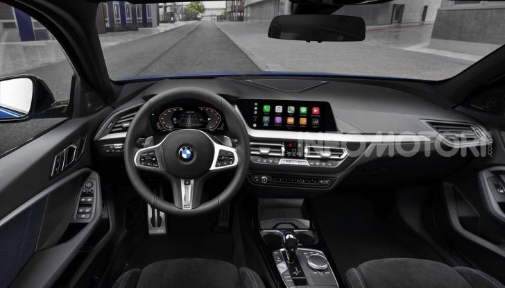 Prova in anteprima BMW Serie 1, la terza generazione segna la svolta - Foto 5 di 70