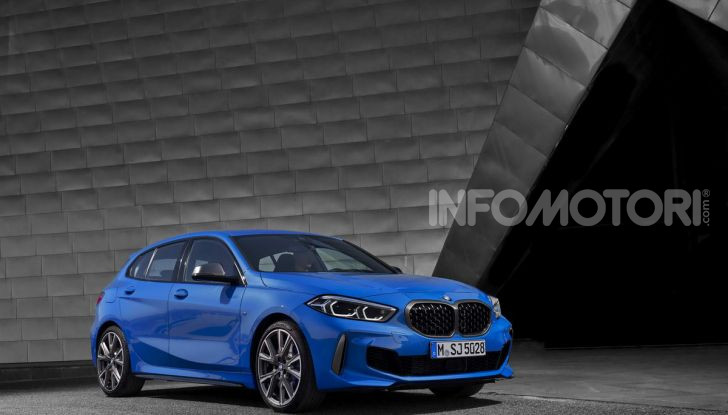 Prova in anteprima BMW Serie 1, la terza generazione segna la svolta - Foto 6 di 70