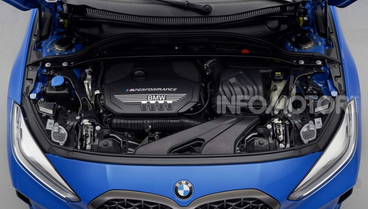 Prova in anteprima BMW Serie 1, la terza generazione segna la svolta - Foto 12 di 70
