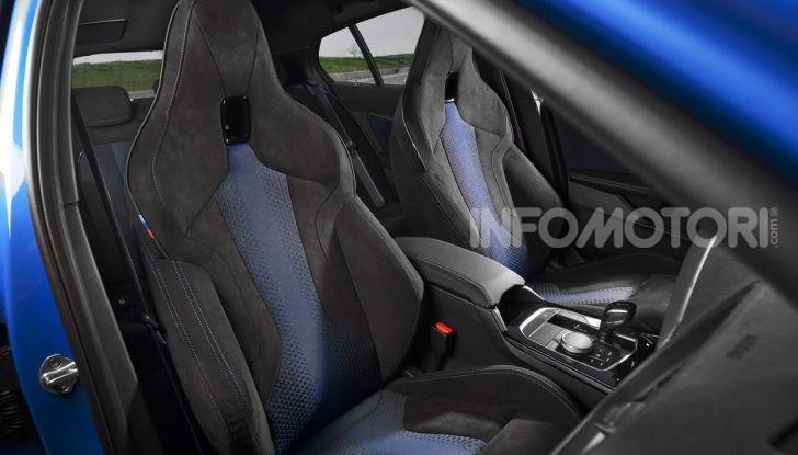 Prova in anteprima BMW Serie 1, la terza generazione segna la svolta - Foto 15 di 70