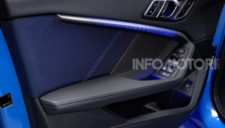 Prova in anteprima BMW Serie 1, la terza generazione segna la svolta - Foto 16 di 70