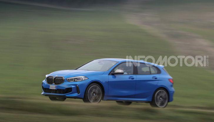 Prova in anteprima BMW Serie 1, la terza generazione segna la svolta - Foto 18 di 70