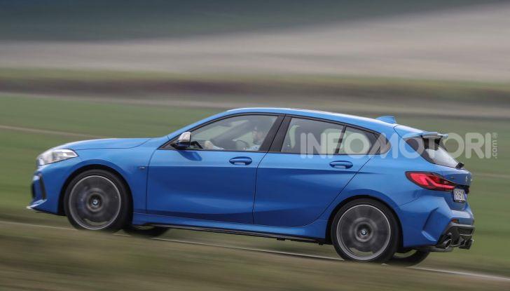 Prova in anteprima BMW Serie 1, la terza generazione segna la svolta - Foto 19 di 70