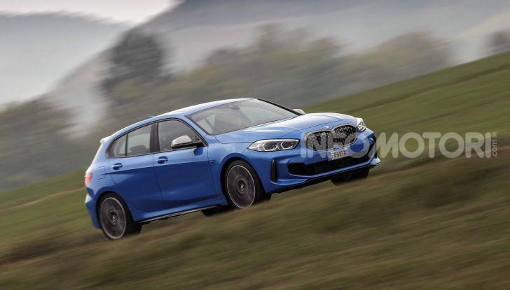 Prova in anteprima BMW Serie 1, la terza generazione segna la svolta - Foto 20 di 70