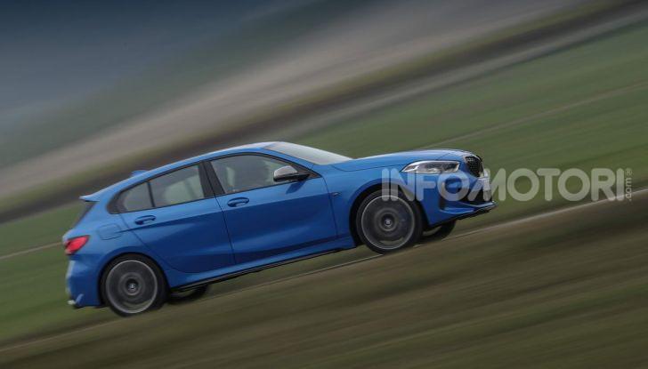 Prova in anteprima BMW Serie 1, la terza generazione segna la svolta - Foto 21 di 70