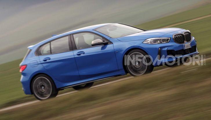 Prova in anteprima BMW Serie 1, la terza generazione segna la svolta - Foto 22 di 70
