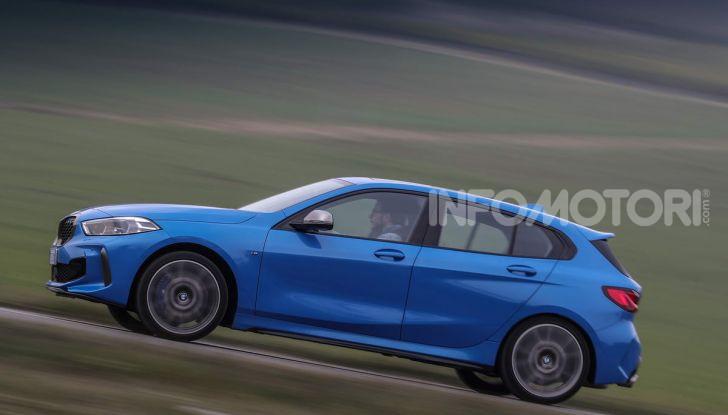 Prova in anteprima BMW Serie 1, la terza generazione segna la svolta - Foto 23 di 70