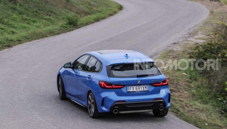 Prova in anteprima BMW Serie 1, la terza generazione segna la svolta - Foto 24 di 70