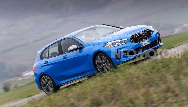 Prova in anteprima BMW Serie 1, la terza generazione segna la svolta - Foto 25 di 70